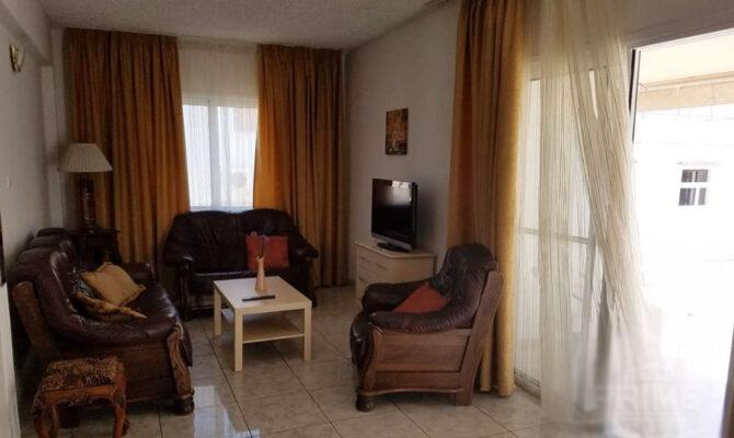 Продажа двуспальной квартиры в Айя Напе