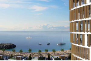 Продажа элитной недвижимости в Айя-Напе на берегу моря