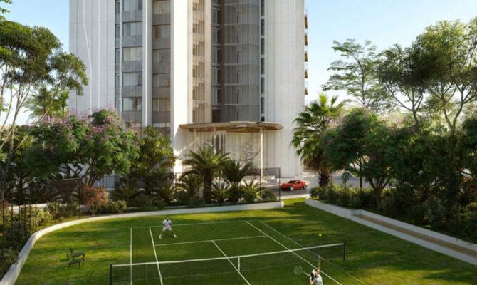 Продажа элитной недвижимости sky tower Кипр