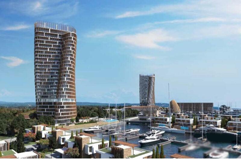 Продажа элитных апартаментов в Айя-Напе на берегу моря