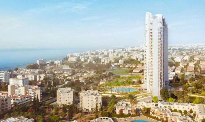 Продажа квартир на Кипре sky tower