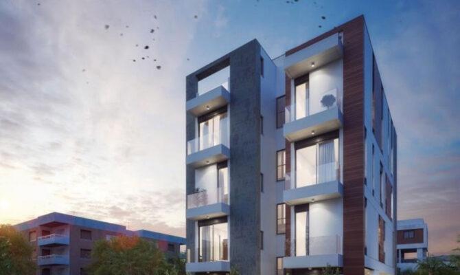 Продажа квартир в комплексе oscar house Кипр Лимассол