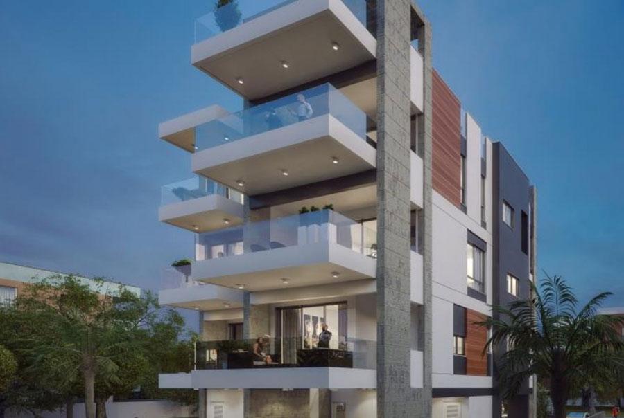 Продажа квартир в комплексе oscar house Кипр