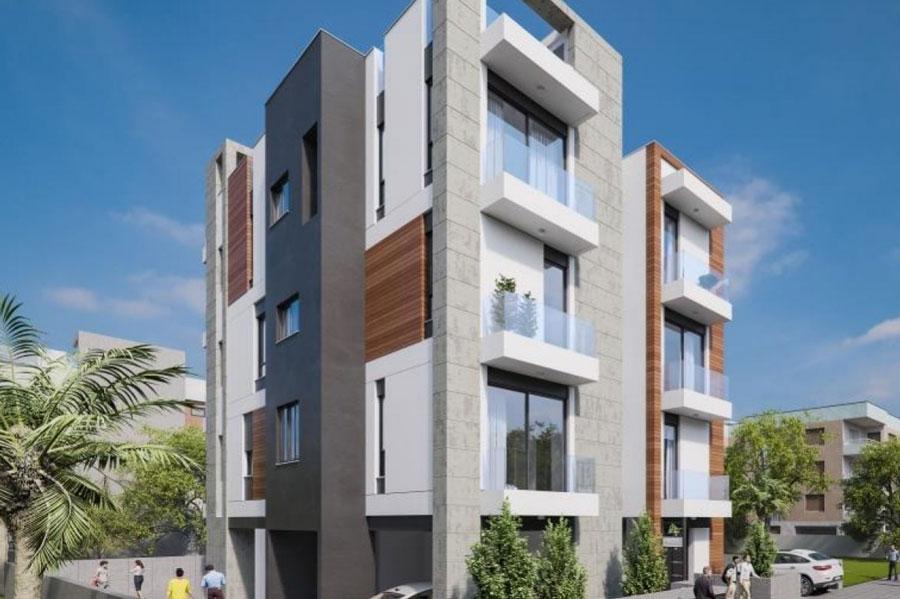 Продажа квартир в комплексе oscar house Лимассол
