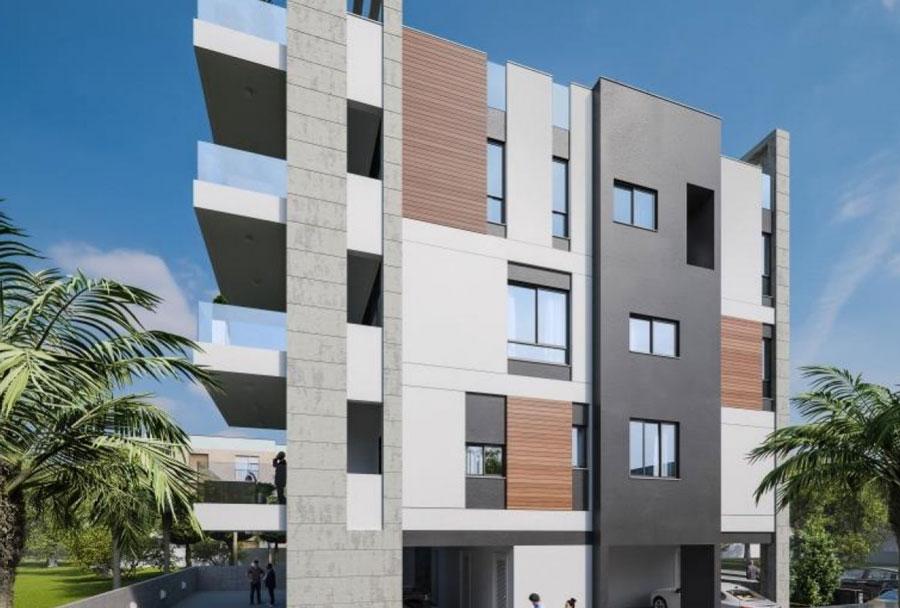 Продажа квартир в комплексе oscar house в Лимассоле