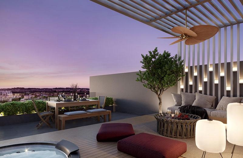 Продажа квартир в комплексе sunset gardens Лимассол