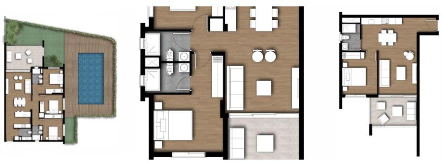 Продажа недорогих квартир в cyprus gardens Лимассол
