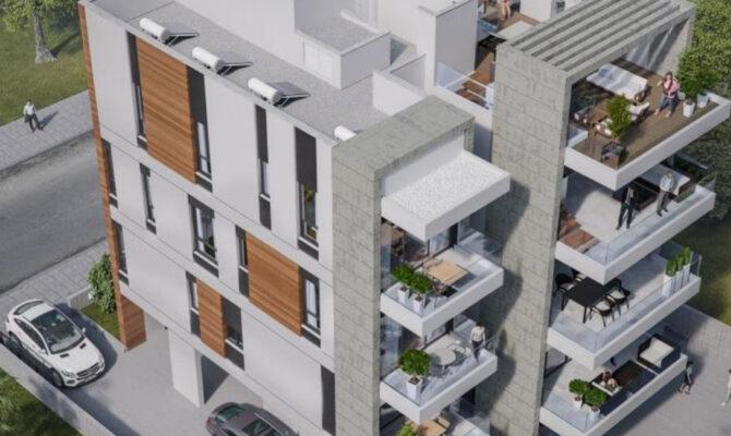 Продажа недвижимости в комплексе oscar house Лимассол