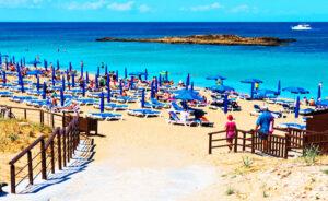 Продажа новой виллы возле пляжа fig tree beach в Протарасе