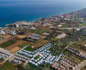 Продажа вилл в Протарасе на побережье моря от застройщика