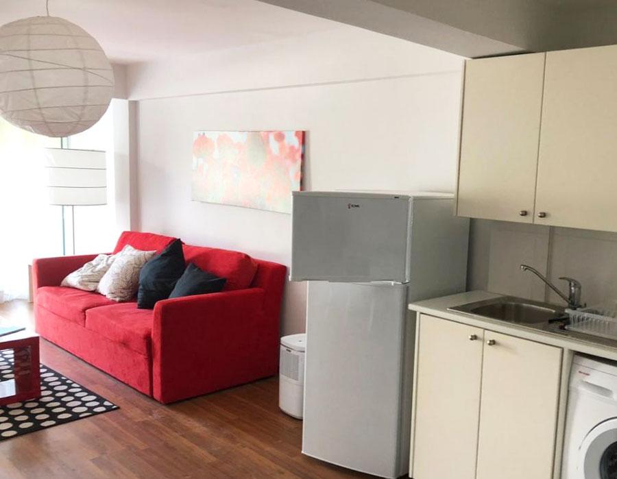 Продажа квартиры центре в Айя-Напе под аренду