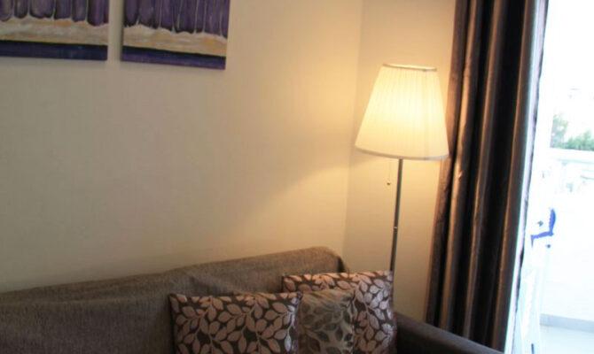 Продажа квартиры в центре в Ларнаки под аренду
