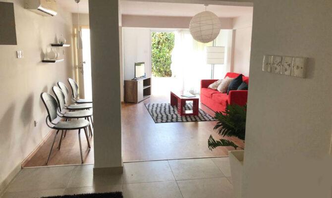 Продажа односпальной квартиры в центре Айя-Напы