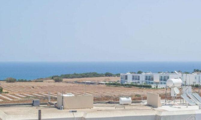 Продажа пентхауса в Протарасе у моря Каппарис