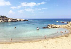 Продажа виллы возле пляжа Малама Бич Протарас