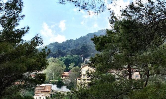 Купить дом в Платрес горы Троодос