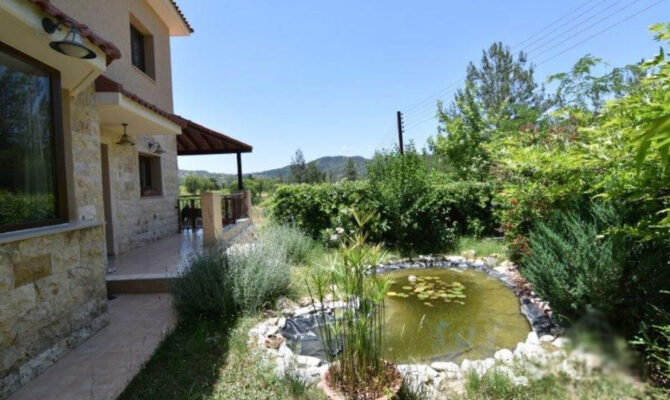 Продажа дома в Пера Педи Кипр