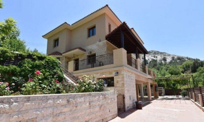 Продажа дома в Пера Педи Троодос
