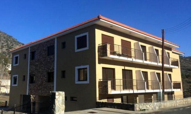 Продажа квартир в Аракапас Кипр
