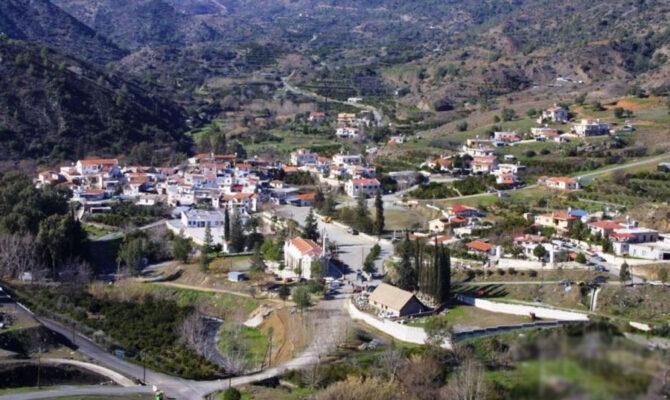 Продажа квартир в деревне Аракапас Троодос