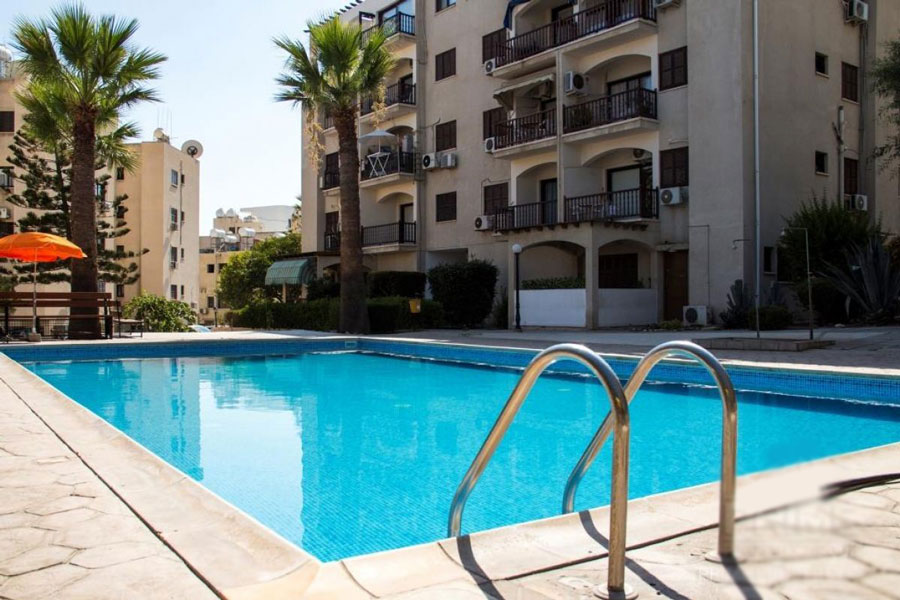 Продажа квартиры в районе Фор Сизон Лимассол Кипр