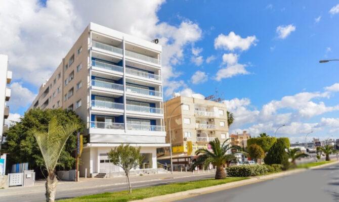 Продажа квартиры возле моря в Лимассоле Паскучи