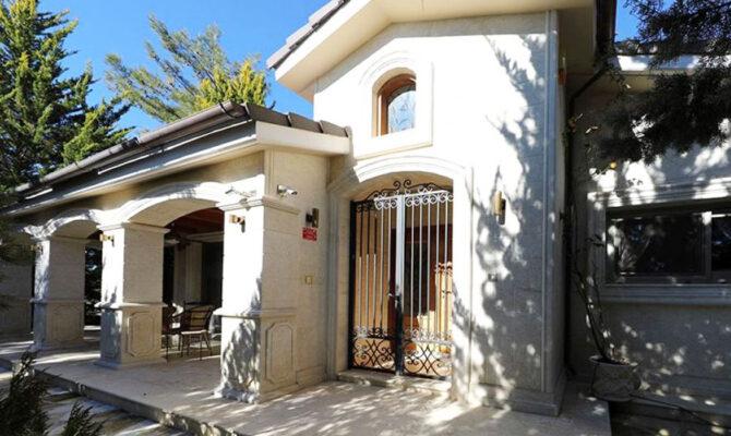 Продажа люксовой виллы в Троодос Мониэтис