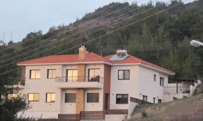 Продажа вилл в деревне Мониатис Троодос