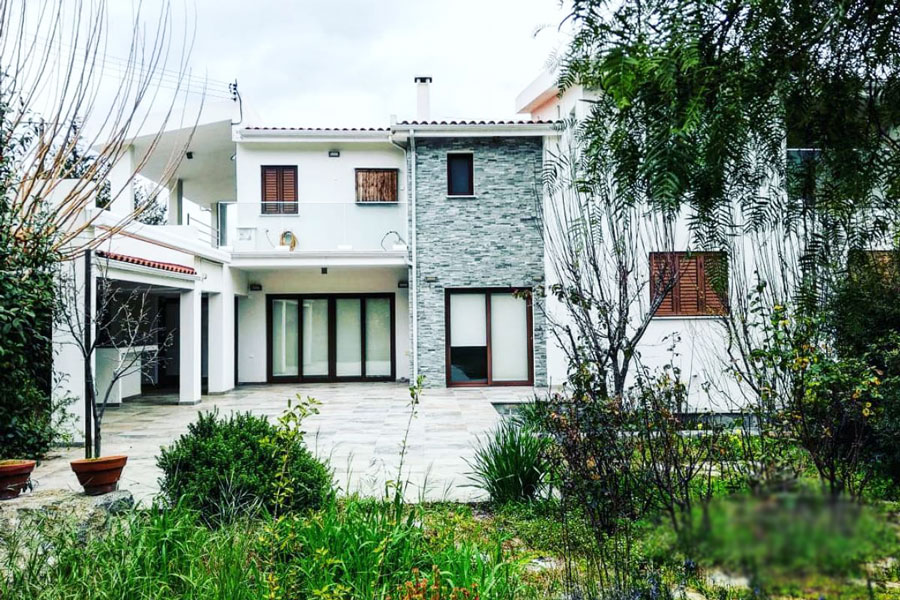 Продажа виллы в деревне Какопетрия Троодос