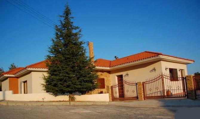 Продажа виллы в деревне Мониатис Троодос