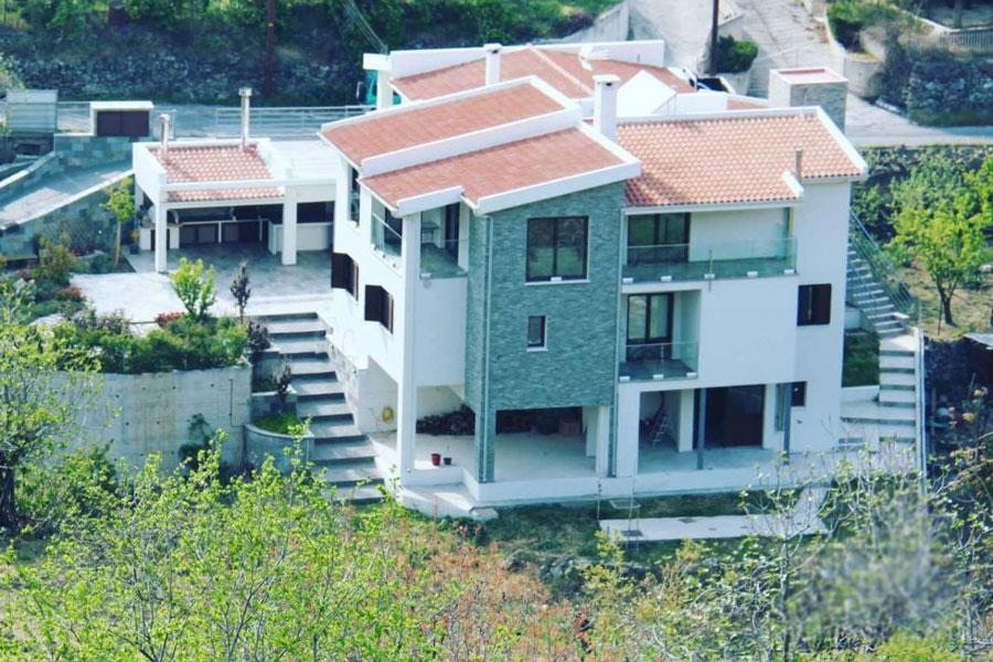 Продажа виллы в Какопетрии Троодос