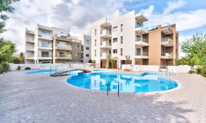 Продажа люксовых апартаментов в районе Потамос Гермасоя Лимассол