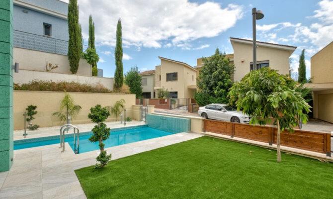 Продажа вилл в районе Аматунда Лимассол на Кипре