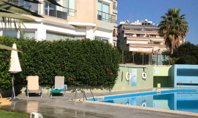 купить апартаменты у моря в Лимассоле комплекс The Ermitage