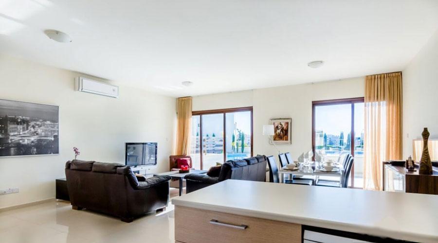 Продажа апартаментов в районе Муттаяка Лимассол Кипр