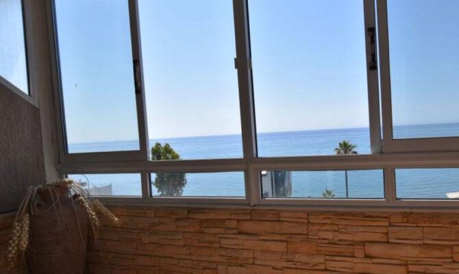 Продажа элитной квартиры у моря в Потамос Гермасое Лимассол