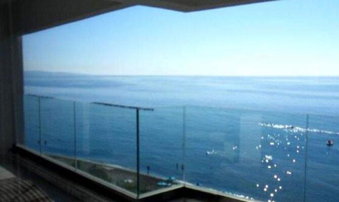 Продажа квартиры с видом на море возле Молоса Лимассол