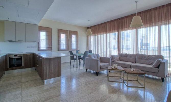 Продажа квартиры в комплексе Лимассол Марина