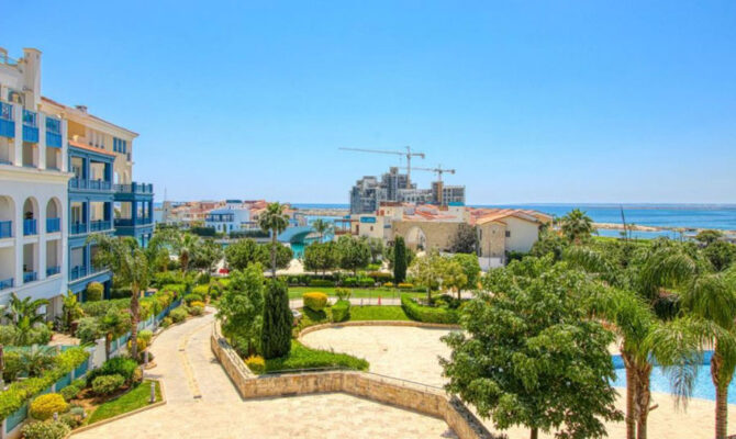 Продажа квартиры в Лимассол Марине Кипр