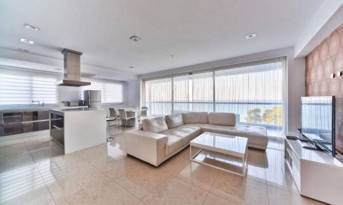 Продажа люксовых апартаментов в районе Паскучи Лимассол
