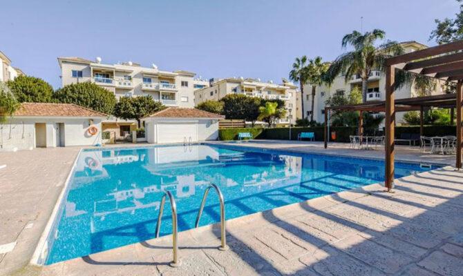 Продажа люксовых апартаментов возле моря в Лимассоле район Потамос Гермасоя