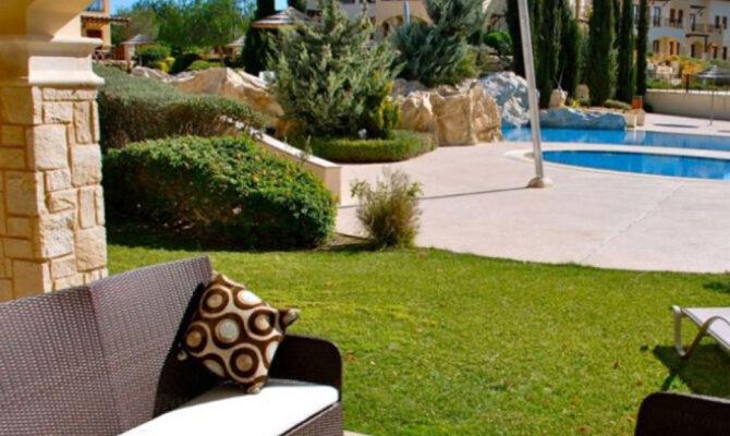 Купить квартиру в комплексе aphrodite hills Пафос