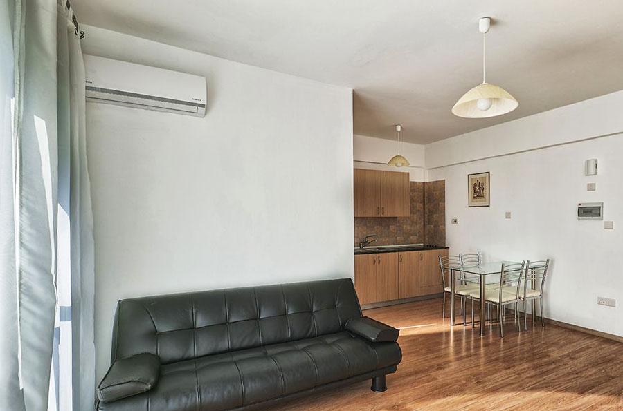 Купить недорогую квартиру в Агиос Тихонас Лимассол