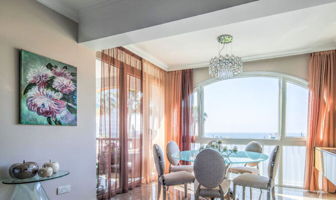Покупка апартаментов в районе Мутаяка Лимассол