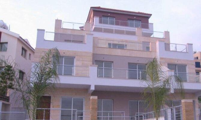 покупка квартиры в Героскипу Пафос