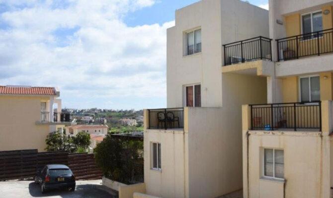 Покупка квартиры в Хлораке Пафос