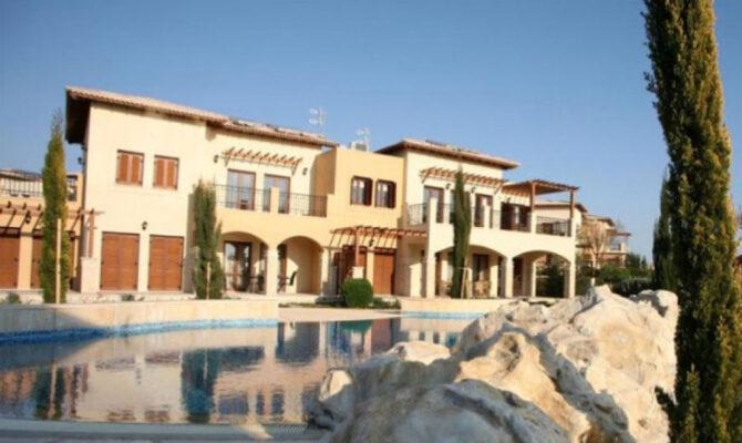 Покупка квартиры в комплексе aphrodite hills Пафос