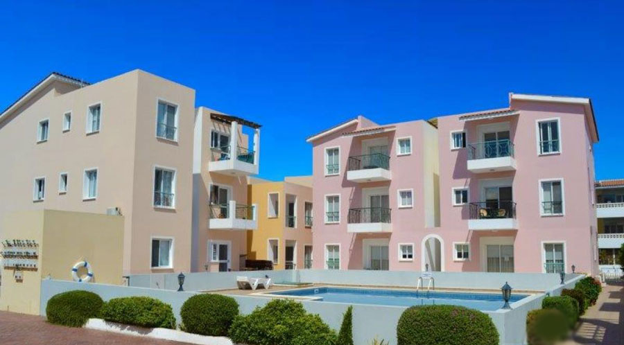 Покупка квартиры в районе Юниверсал Пафос