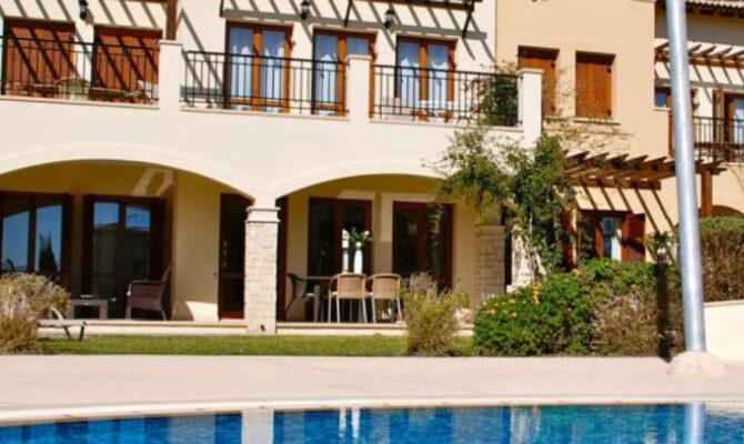 Продажа апартаментов в комплексе aphrodite hills Пафос