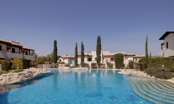 Продажа апартаментов в комплексе aphrodite hills в Пафосе
